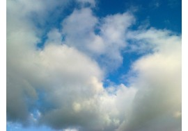 Небо в тучах