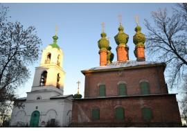 Храмовый ансамбль