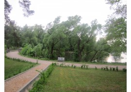 Природа усадьбы Захарово