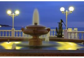 Геленджик фонтан